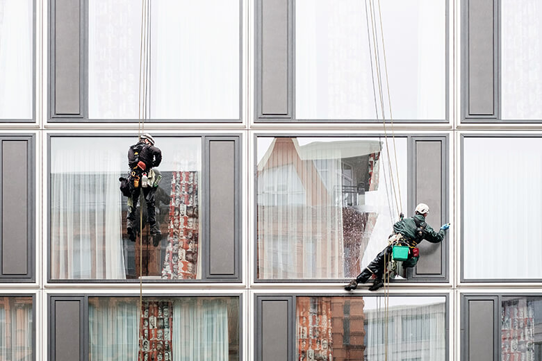 Window Cleaning Methods