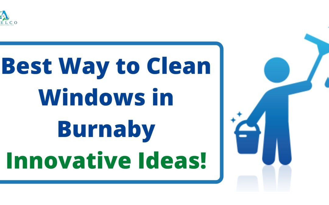 Learn the Best Way to Clean Windows in Burnaby, BC