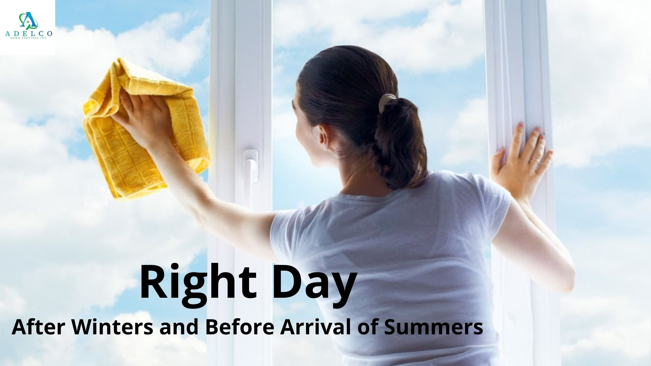 Choose the Right Day to Clean Your Window