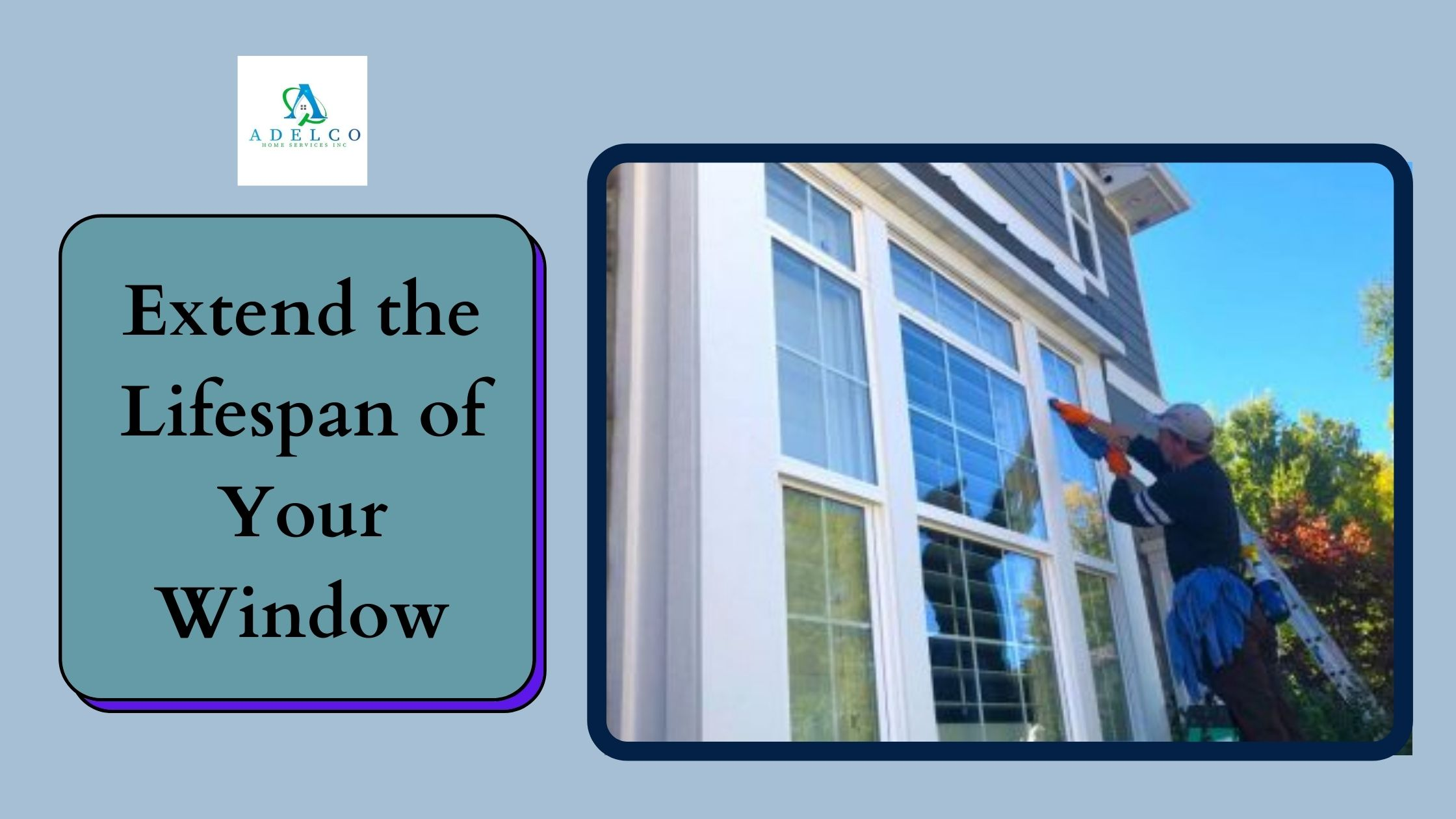 Window Cleaning Extend the Lifespan of Your Window