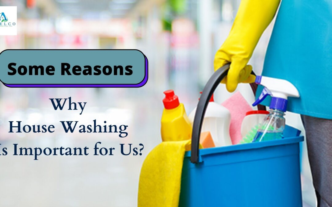 Some Reasons Why House Washing Is Important for Us?