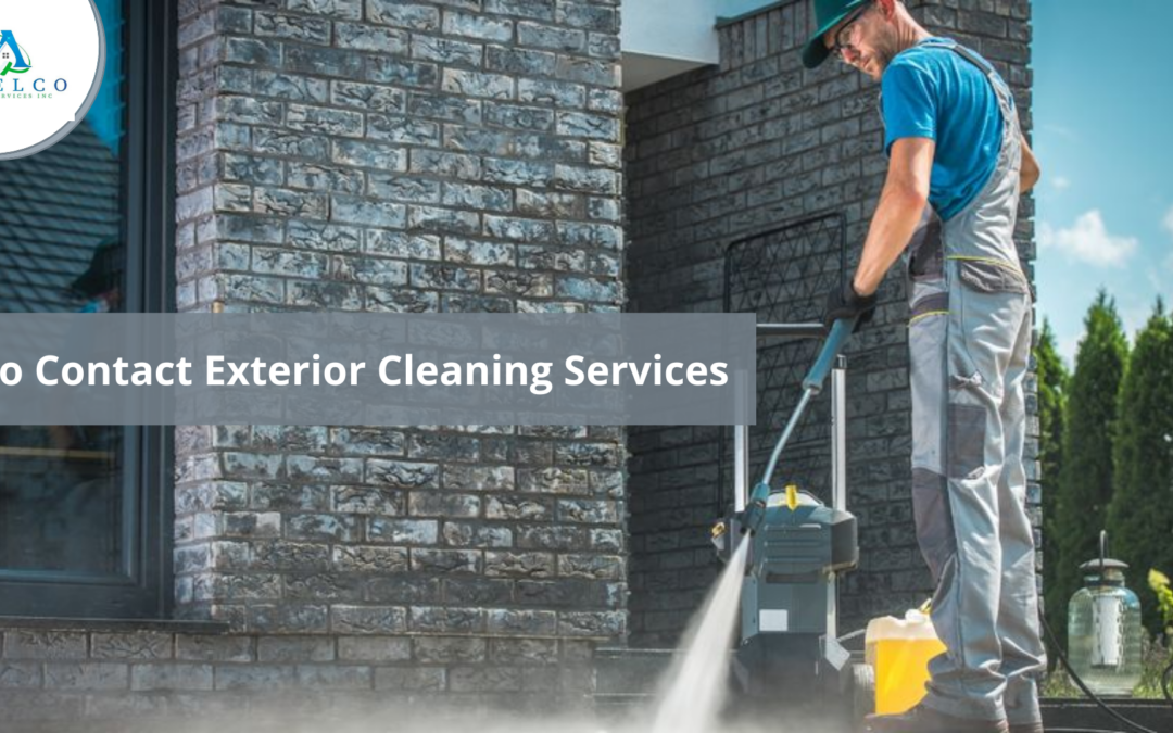 No Contact Exterior Cleaning Services