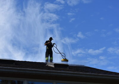 Roof Cleaning Banner