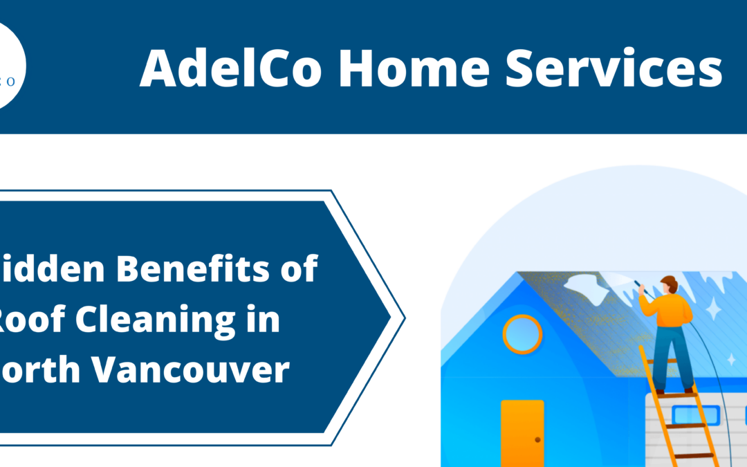 5 Hidden Benefits of Roof Cleaning in North Vancouver