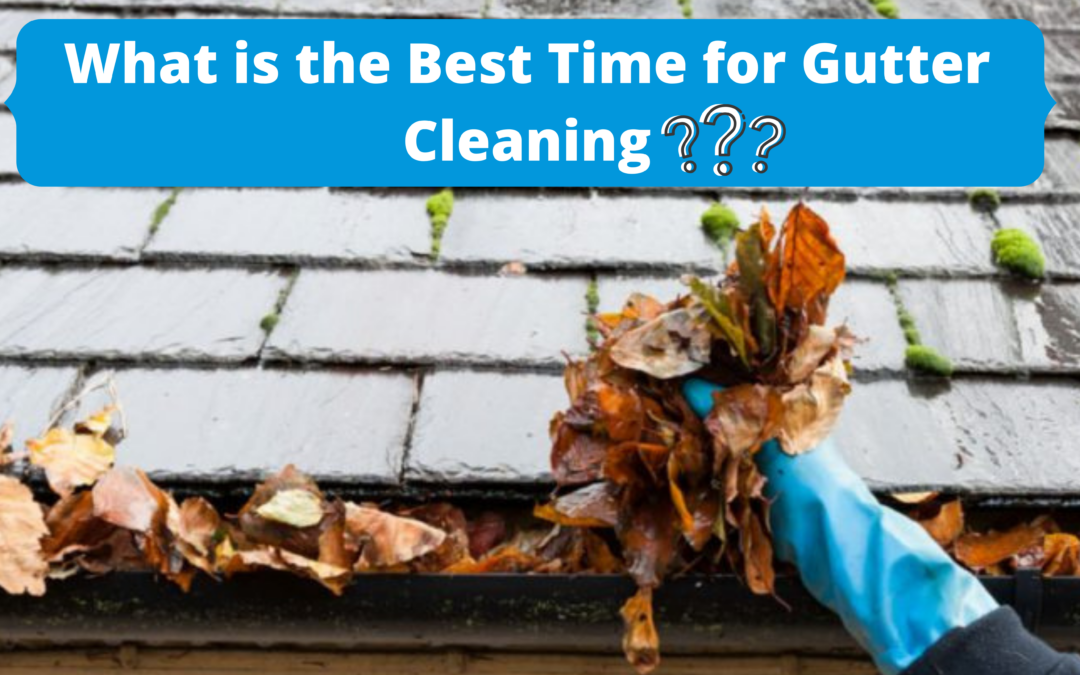 Best Time for Gutter Cleaning in North Vancouver