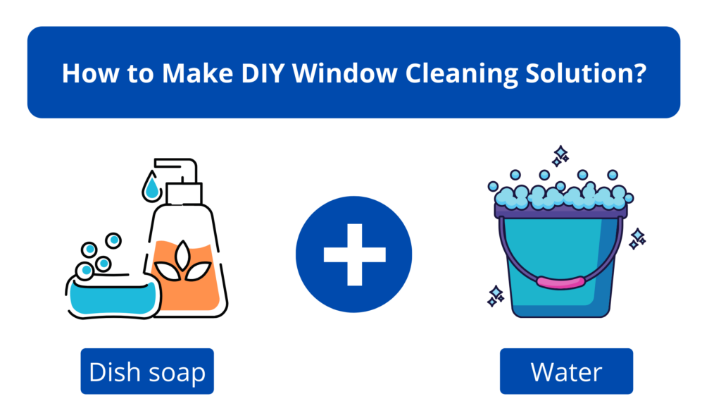 Make Your Own DIY Window Cleaning Solution