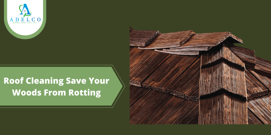 Roof Cleaning Save Your Woods From Rotting